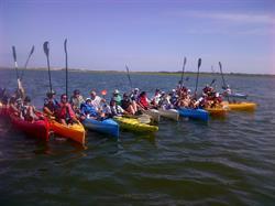 2014 Coastal Team Challenge athletes