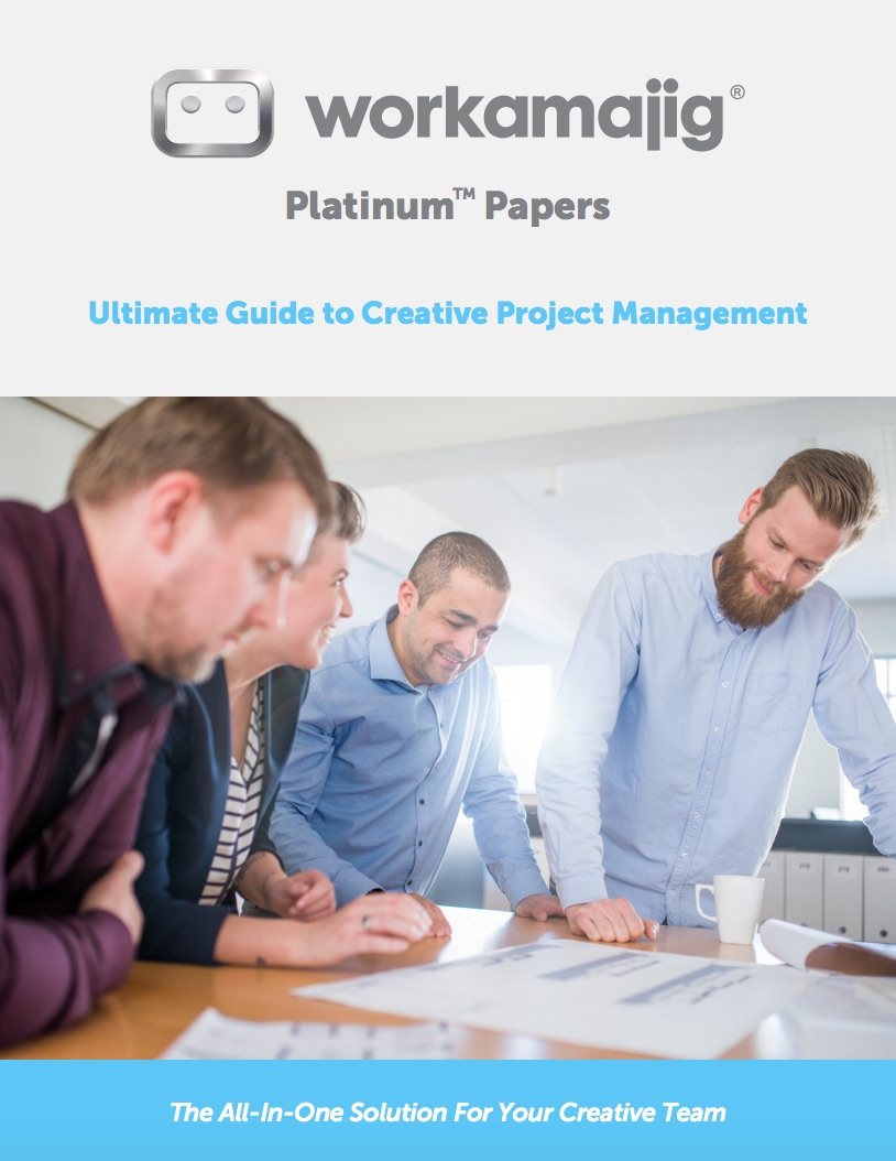 creative project management Workflow management for marketing and creative teams -- the premiere workflow management software to help your teams stay ahead of the demand for creative.