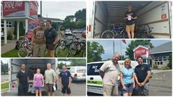 TopLine Federal Credit Union, TopLine, Bike Drive, Express Bike Shop, Credit Union