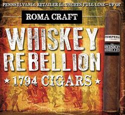 Intemperance WR 1794 Cigars