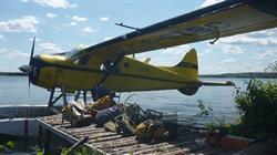 Till Sampling Near Gee Lake, SK - Pikoo Project