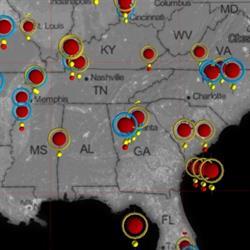 3D Interactive Data Visualization