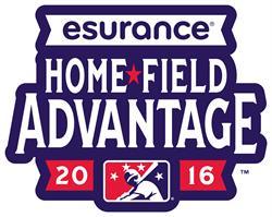 Esurance Home Field Advantage Award
