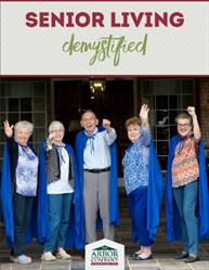 Senior Living Demystified