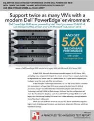 Modernize datacenters with new Dell servers and storage