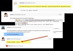 GitHub acceptance