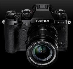 Fujifilm X-T2 Camera Kit