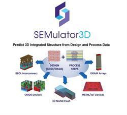 SEMulator3D 6.0 from Coventor