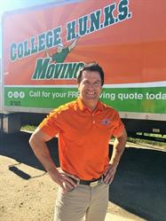 Leon Kassian is the first Canadian franchisee for College H.U.N.K.S. Hauling Junk and Moving. His business debuted in Edmonton in late May.