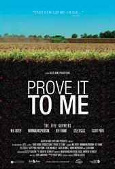 Prove It to Me movie poster