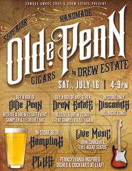 Olde Penn Cigar Event