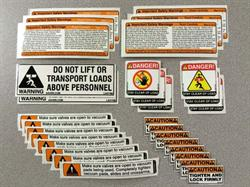 Safety Label Kit