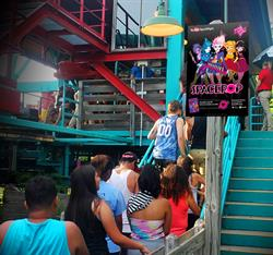 The national partnership with Six Flags features SpacePOP programming across the award-winning Six Flags Media Networks reaching family guests this summer at participating theme parks locations.  The original content includes music videos that will entertain guests while waiting in ride lines as well as music on the Six Flags radio network played throughout the parks.