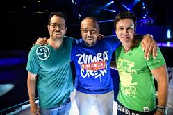 STRONG by Zumba, Timbaland
