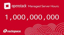 Rackspace Reaches OpenStack Leadership Milestone, Six Years and One Billion Server Hours