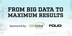CDS Global, big data, Hearst, Rodale, white paper, magazine, media, publishing, folio magazine