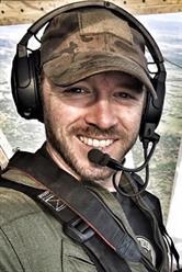 Anthony Caere, Head of Virunga's Air Wing Program