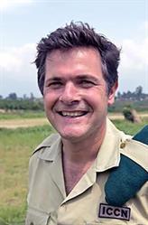 Prince Emmanuel de Merode, Director of  Virunga National Park