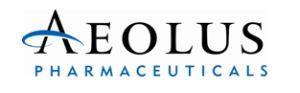 Aeolus Pharmaceuticals