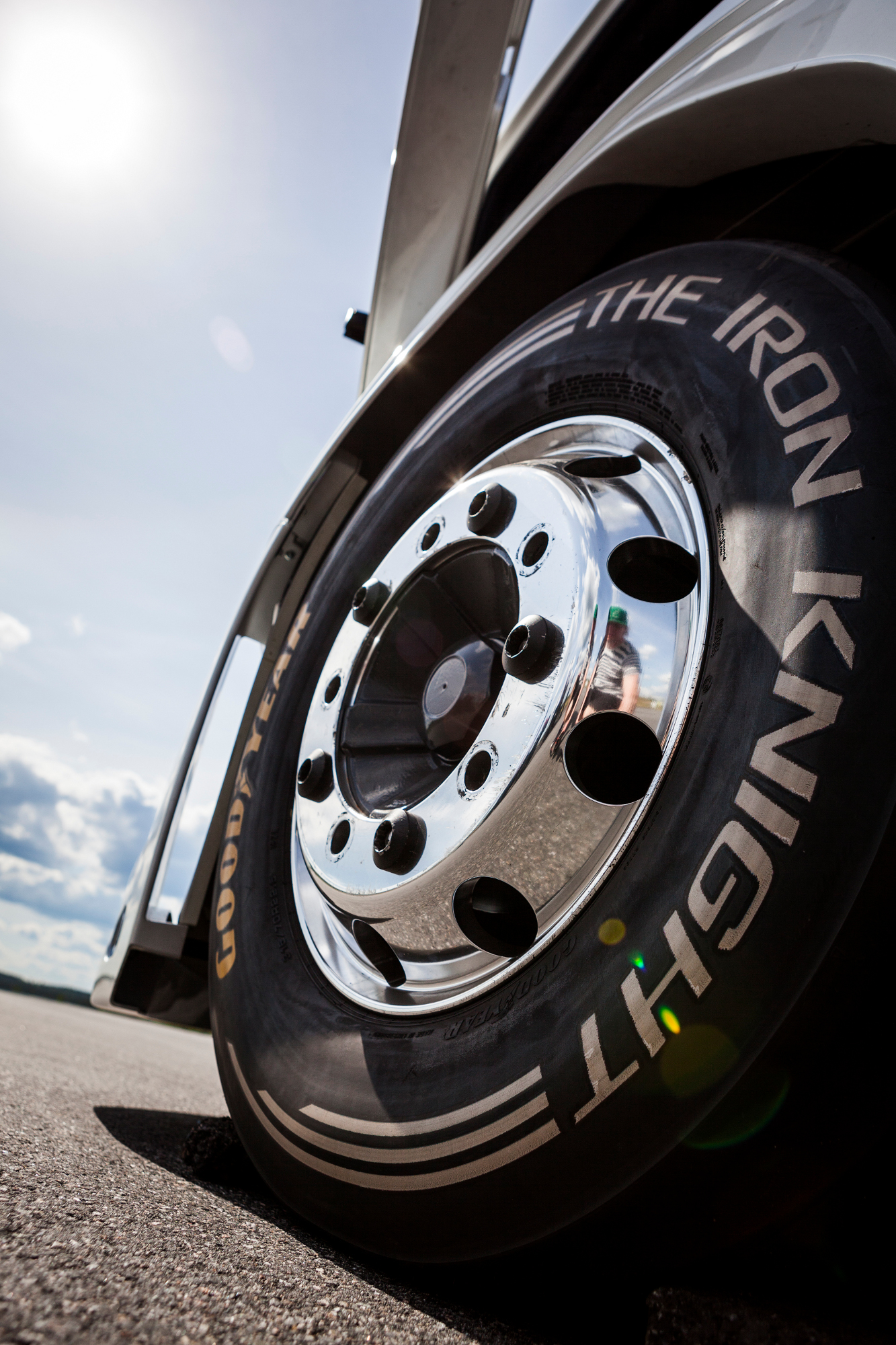 Goodyear Truck Tires - The Fastest in the World