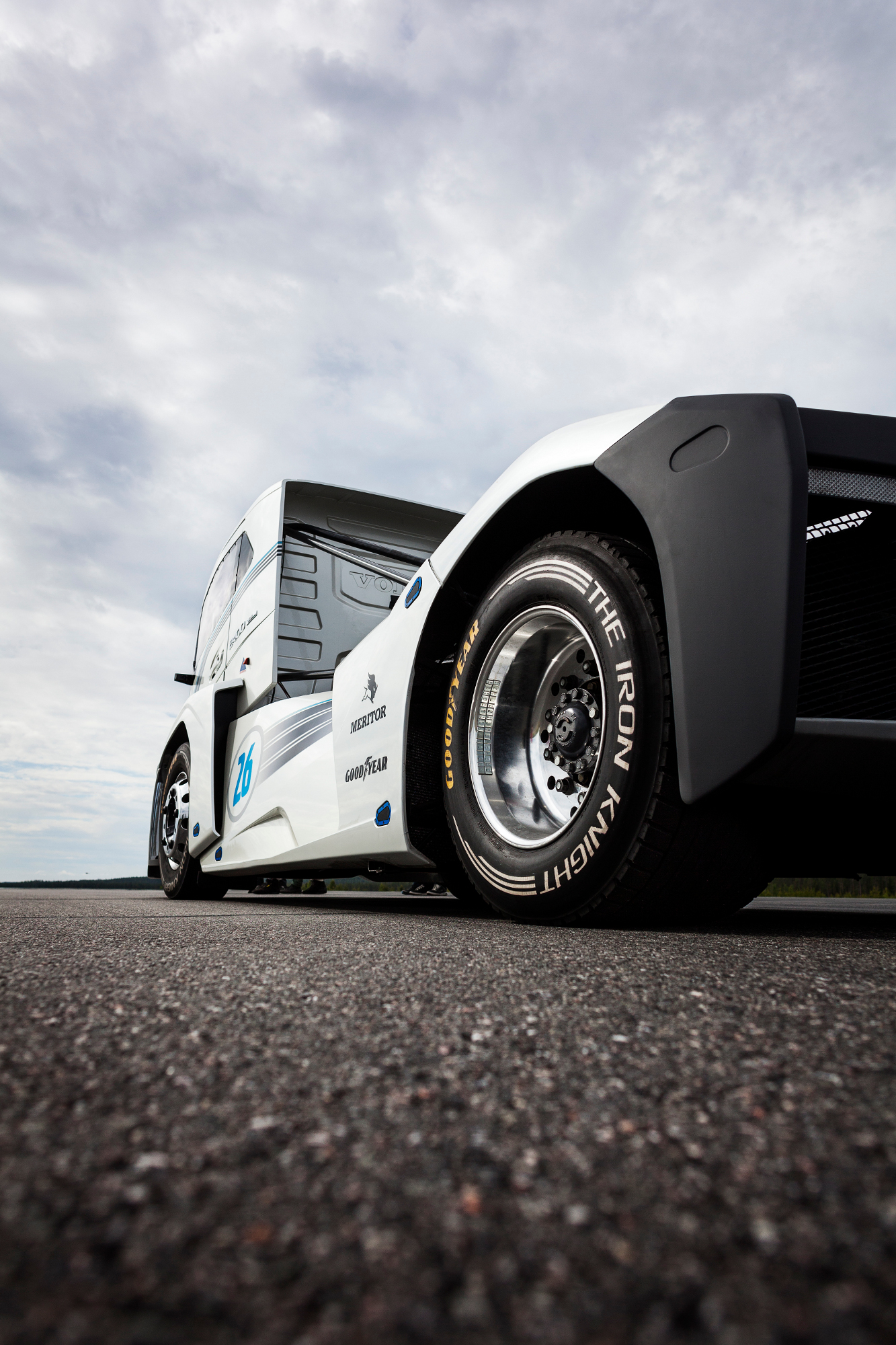 Goodyear Truck Tires The Fastest In The World