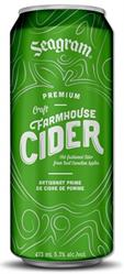 NEW SEAGRAM FARMHOUSE CIDER