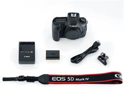 Canon 5D Mark IV Body with Accessories