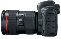 Canon 5D Mark IV with 24-105mm f/4L II Lens