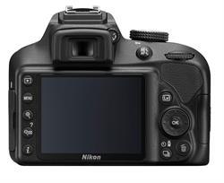 Nikon D3400 DSLR Camera Back