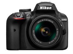 Nikon D3400 DSLR Camera with Lens