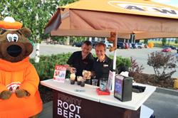 A&W BTBMS - Root Beer Float Stand - Prince George 2015