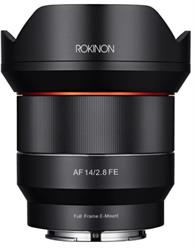 Rokinon AF 14mm f/2.8 FE Lens for Sony E