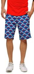 Lounge Lizard Blue Men's Short