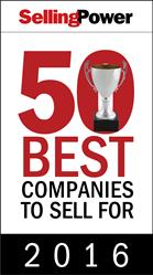 50 Best Companies to Sell For 2016