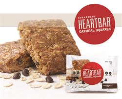 J&J Snack Foods Corp. Adds Corazona HEARTBARS to product portfolio