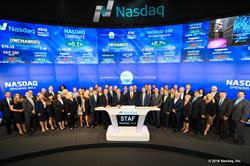 Staffing 360 Solutions Releases Recap Video of Nasdaq Opening Bell