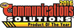 Communications Solutions Product of the Year award