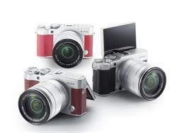 Fujifilm X-A3 Mirrorless Digital Camera with 16-50mm Lens