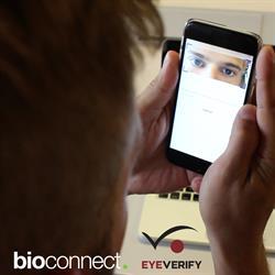BioConnect and EyeVerify Partnership
