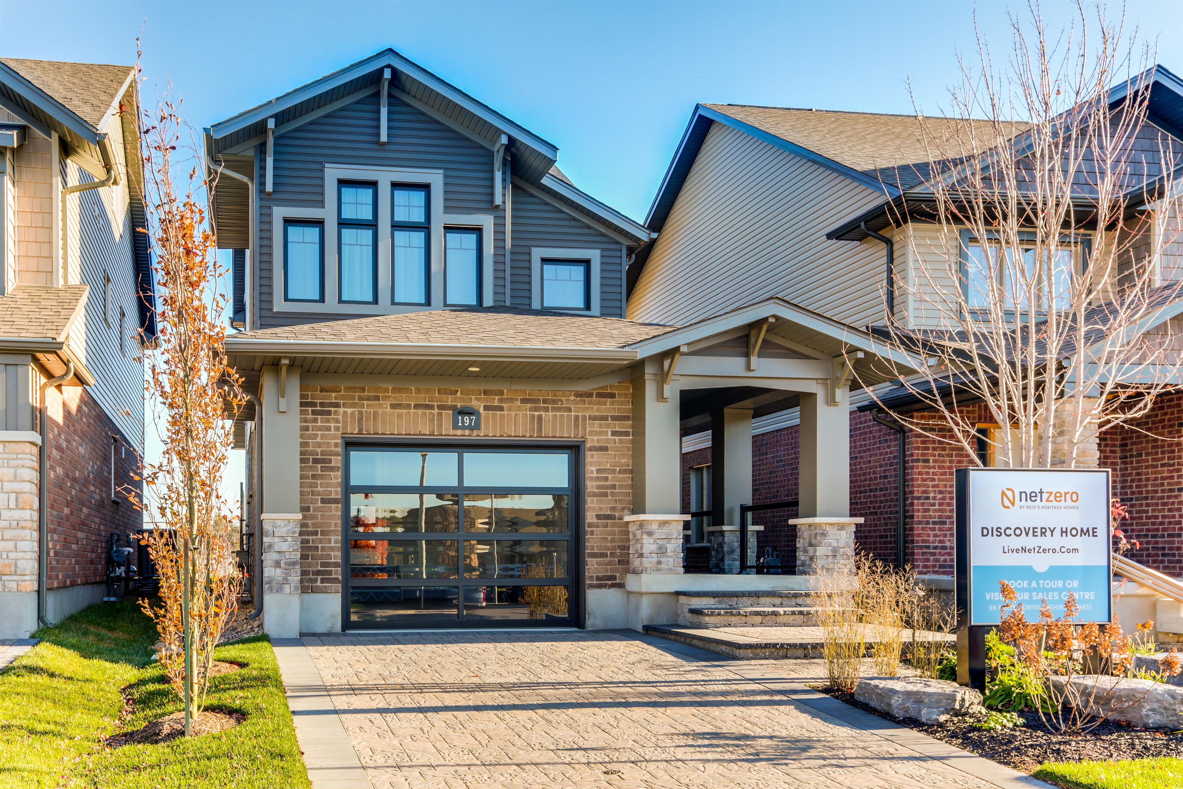 Reid 39 s heritage homes first to be recognized in canadian for Home builders in canada