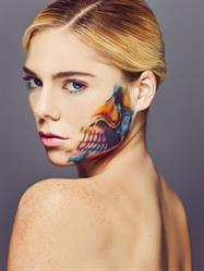 Angela's makeup art