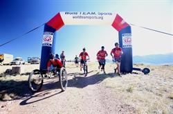 Adventure Team Challenge Colorado starting line
