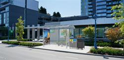 Richmond Transit Shelters Bus Benches