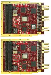 4DSP's FMC121 and FMC123 FMC Cards