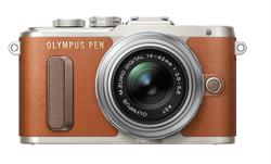 Olympus PEN Brown E-PL8