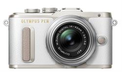 White - Olympus PEN E-PL8 Camera