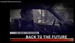CBC News - Hydrofuel Ammonia (NH3) Car - Back to the future
