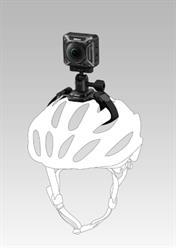 Nikon Keymission 360 on Helmet