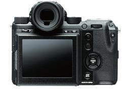 Fuji GFX-50S - Back LCD View