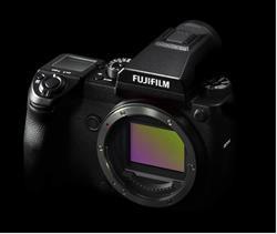 Fujifilm GFX 50S - Front Picture